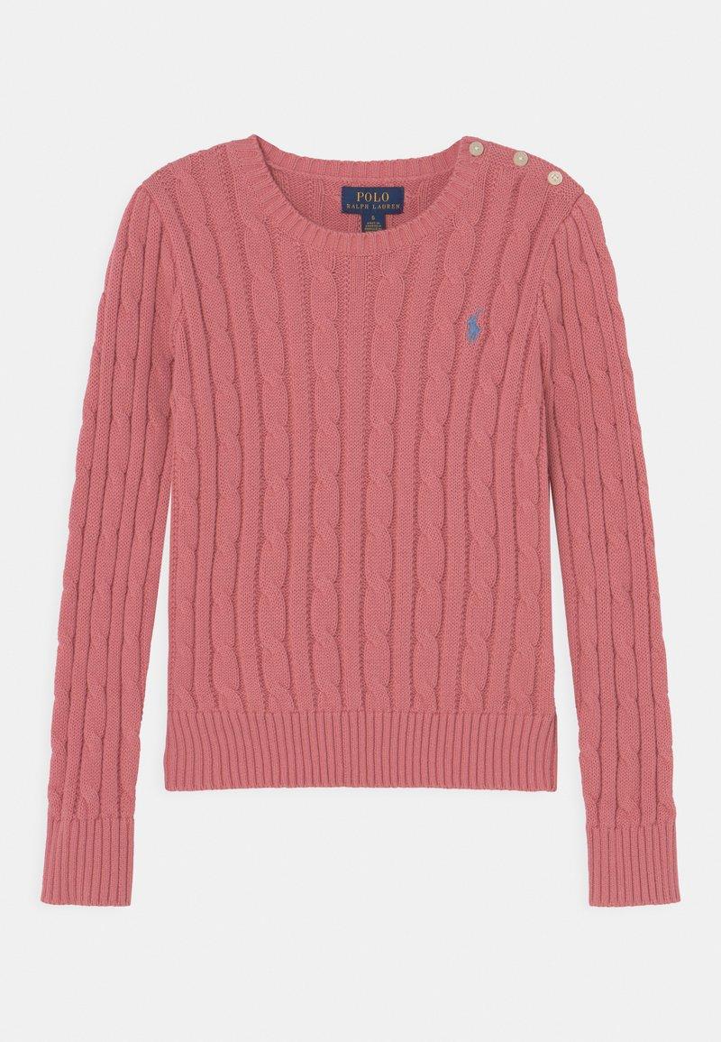 Polo Ralph Lauren - CABLE - Pullover - desert rose