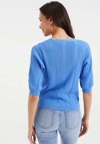 WE Fashion - Cardigan - ice blue - 2