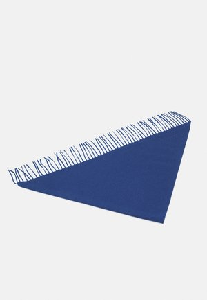 PELER - Scarf - blackbird blue