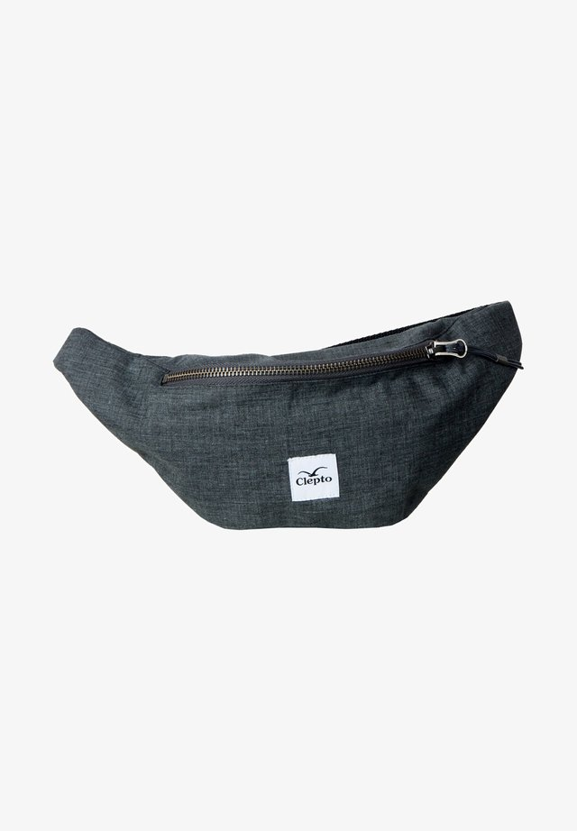 Heuptas - heather dark grey