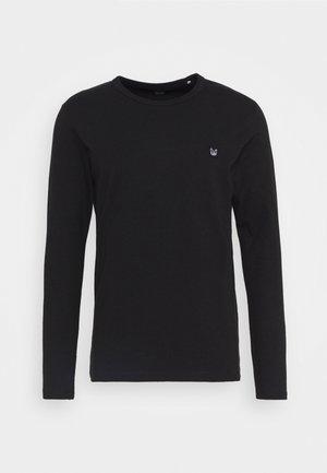 JJELONG  - Pitkähihainen paita - black