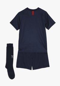Nike Performance - PARIS ST GERMAIN HOME KIT - Club wear - midnight navy/white - 1