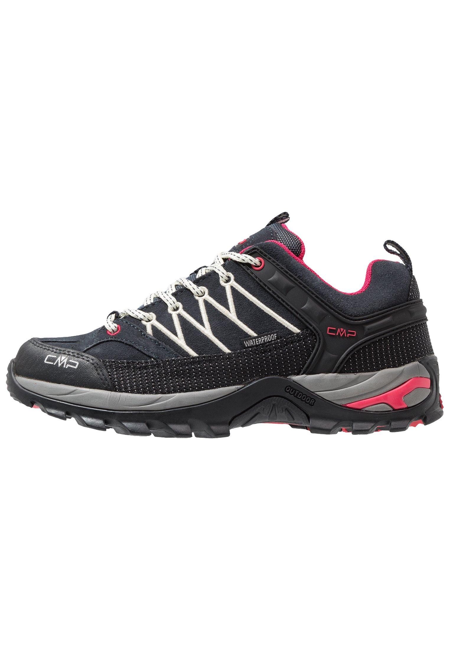 Women RIGEL LOW TREKKING SHOES WP - Hiking shoes