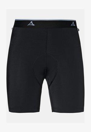 SKIN PANTS 2H - Sports shorts - schwarz