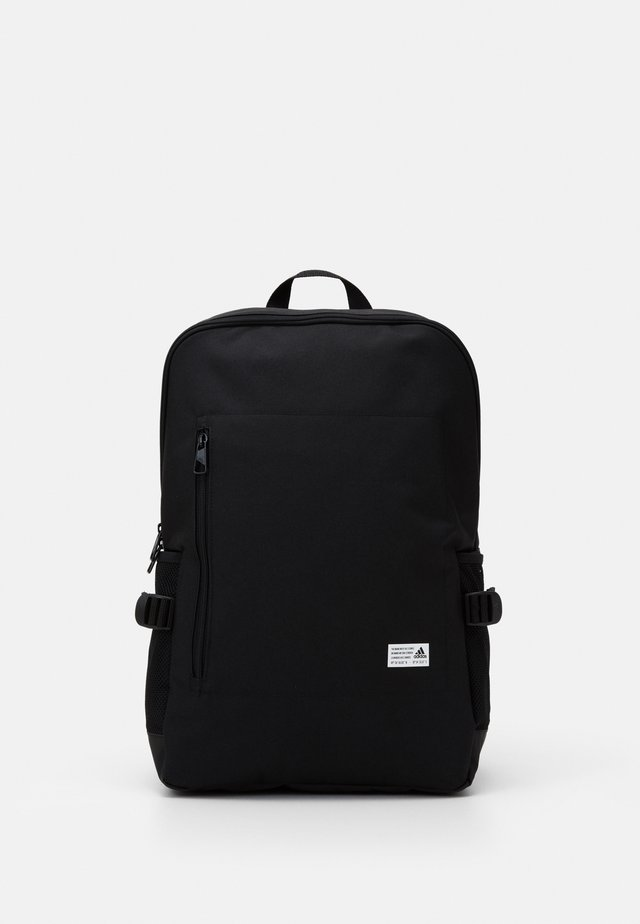 CLASSIC BOXY BACK TO SCHOOL SPORTS BACKPACK UNISEX - Reppu - black/white