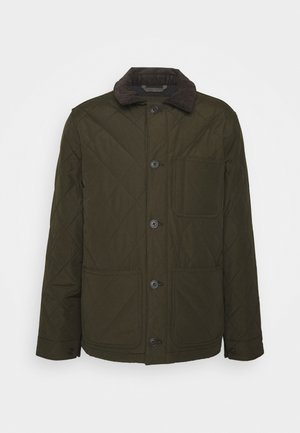 OUTERWEAR JACKET - Light jacket - evergreen moss