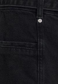 ONLY Tall - ONLVERONA LIFE LONG SKIRT - Pencil skirt - dark grey denim - 2