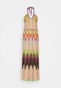 M Missoni - ABITO LUNGOSENZA MANICHE - Jumper dress - multicoloured - 6