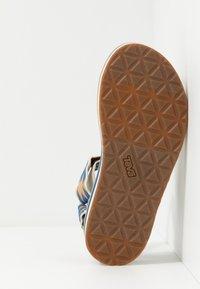 Teva - MIDFORM UNIVERSAL WOMENS - Walking sandals - halcon dark blue - 4