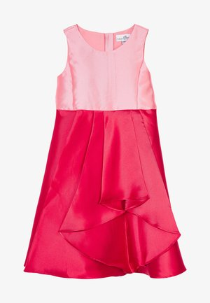 Vestito elegante - rot/pink