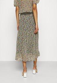Lindex - SKIRT CLAUDIA - A-line skirt - black - 3