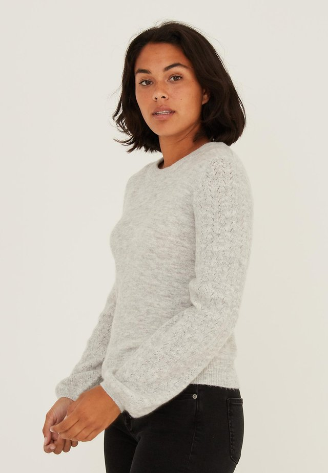 WHISPER POINTELLE - Jumper - grey