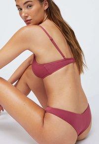 OYSHO - Bikini top - pink - 4