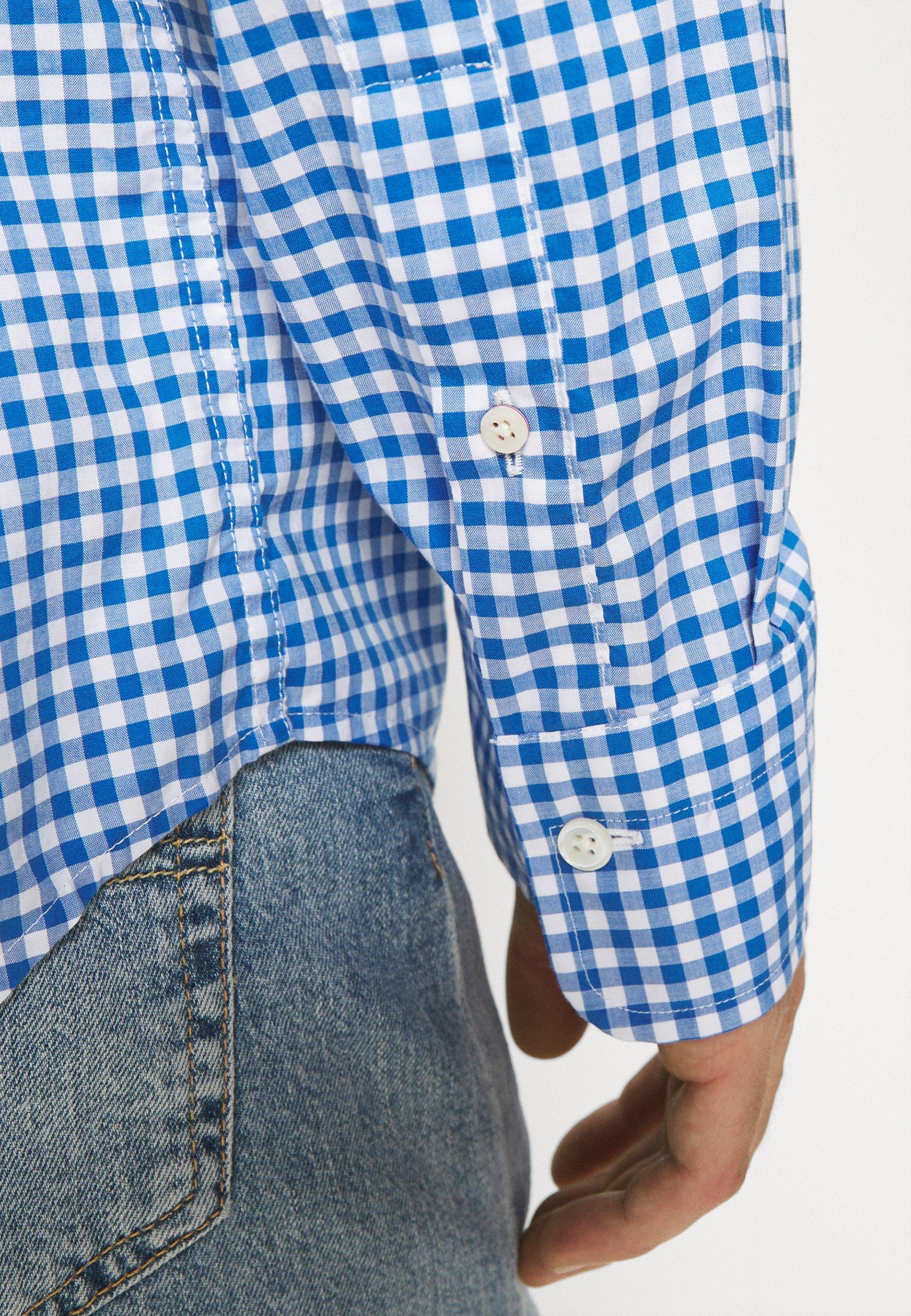 Uomo BROADCLOTH GINGHAM - Camicia