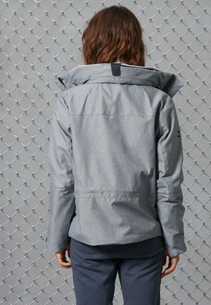 HURRICANE - Windbreaker - grey marl