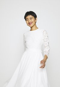 IVY & OAK BRIDAL - BRIDAL DRESS MIDI - Abito da sera - snow white - 3