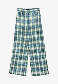 Uterqüe - Trousers - green - 5
