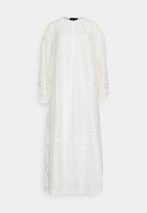 KARMA DRESS 2-IN-1 - Skjortekjole - white