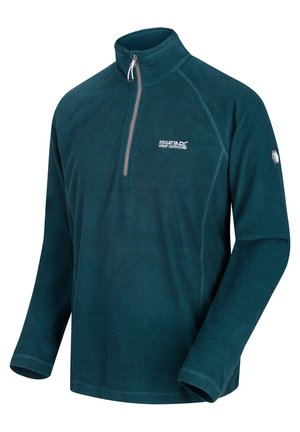 MONTES  - Fleece jumper - deep teal