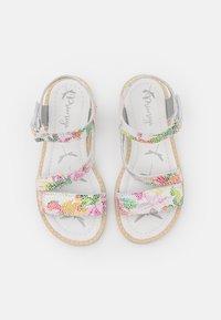 Primigi - Sandals - bianco/fucsia/verde - 3