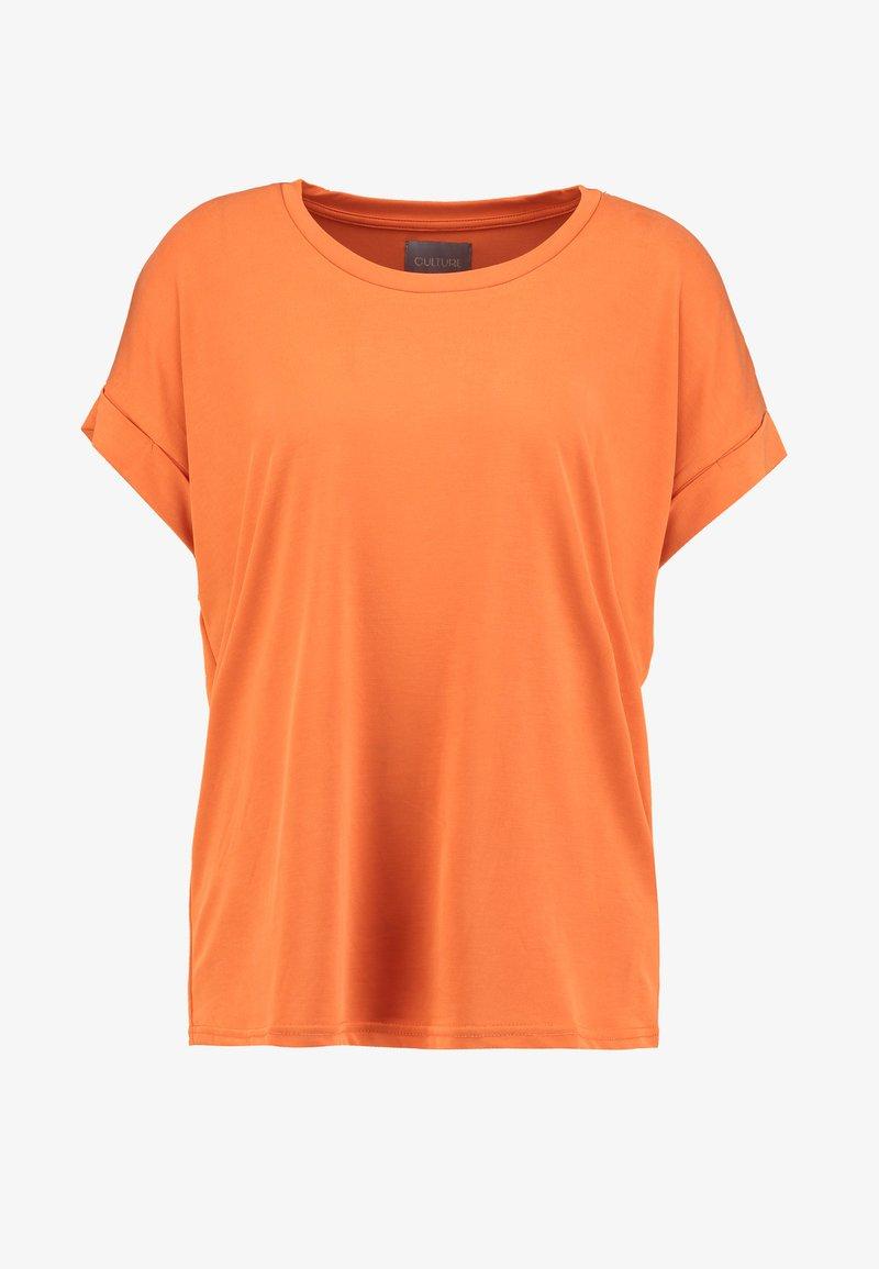 Culture KAJSA - T-Shirt basic - pine grove/grün ZND5Jt