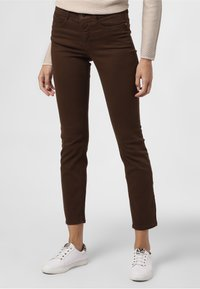 MAC Jeans - Trousers - braun - 0
