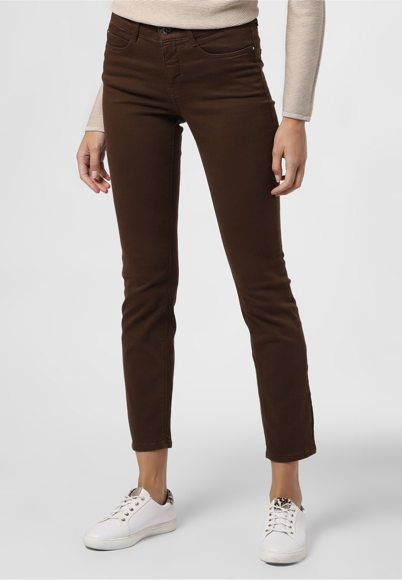 MAC Jeans - Trousers - braun