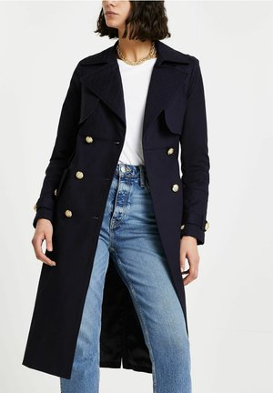 NAVY  - Trenchcoat - blue