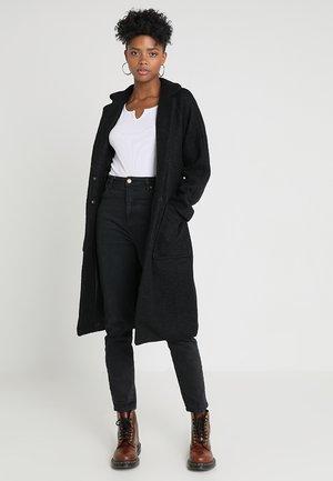 NMZOE  WOOLEN COAT - Classic coat - black