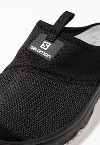 Salomon - RX SLIDE 4.0 - Trekkingsandaler - black/ebony/white - 5