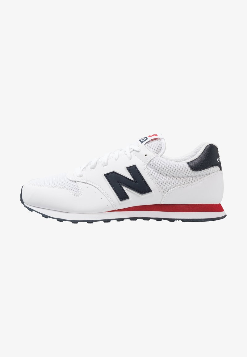 New Balance - GM500 - Sneakersy niskie - white
