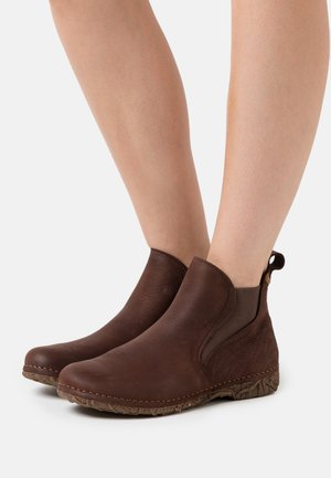 ANGKOR - Ankelboots - pleasant brown