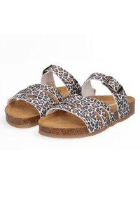 Braqeez - SPAIN  - Mules - leopard - 2
