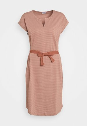 EASY DRESS - Jersey dress - tuscany