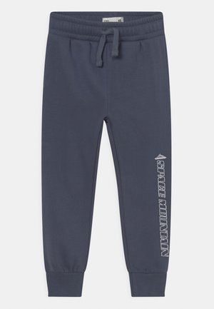 MINI LICENSE SLOUCH - Tracksuit bottoms - anthracite
