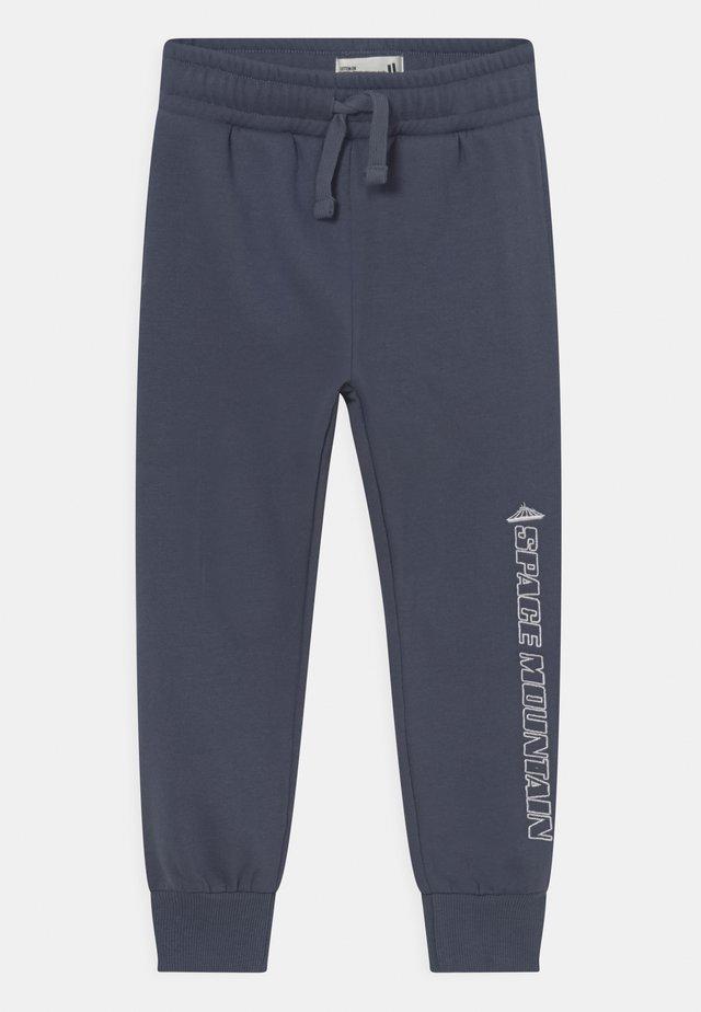 MINI LICENSE SLOUCH - Teplákové kalhoty - anthracite
