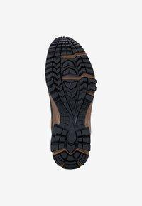 Haglöfs - SKUTA MID PROOF ECO - Hiking shoes - olive/brown - 3