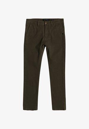 KRANDY - Chino kalhoty - kalamata