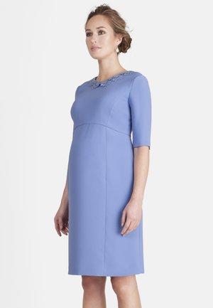 Day dress - cornflwr