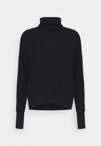 Twist & Tango - JAIDA TURTLENECK - Svetr - black - 0
