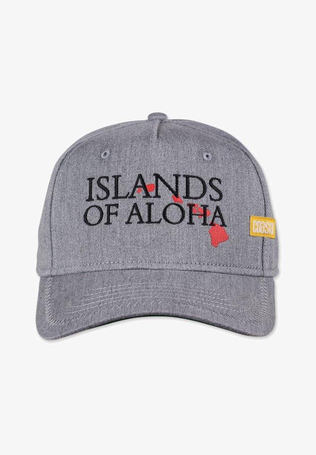ISLAND - Cappellino - grey