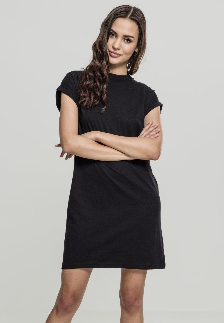 Urban Classics - Jersey dress - black
