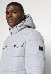 Jack & Jones - Winter jacket - light grey melange - 6