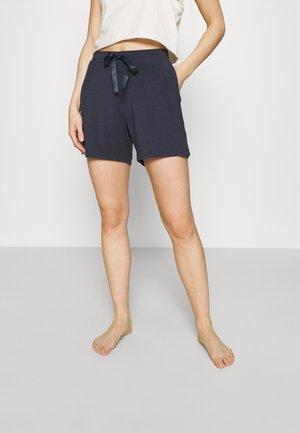 MIX AND RELAX - Pyjamasbukse - dunkelblau