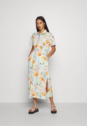 DRESS - Shirt dress - mischfarben