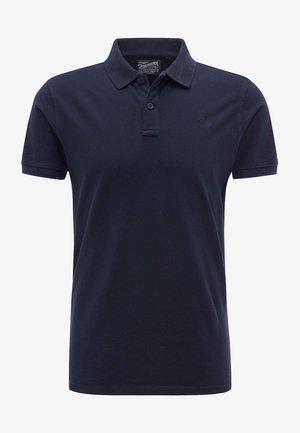 Polo shirt - deep navy