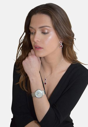 SEASHELL - Watch - silver-coloured