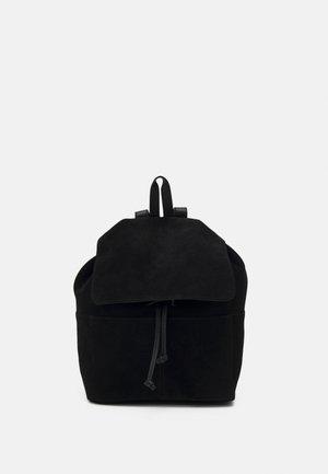 LEATHER - Batoh - black