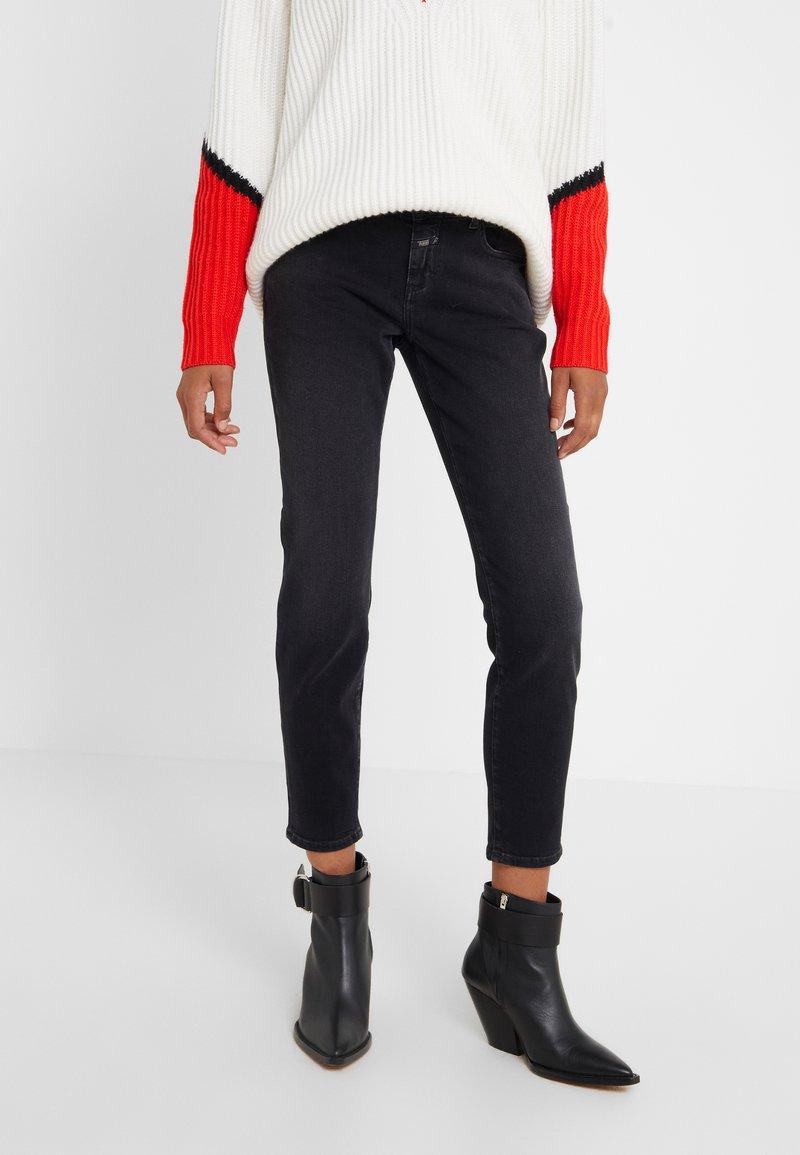 CLOSED - BAKER - Slim fit jeans - dark grey