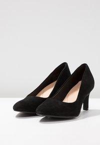 Clarks - CALLA ROSE - Decolleté - black - 4